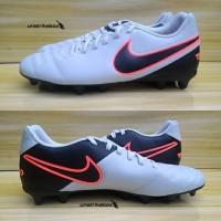 Nike Tiempo Rio III FG - White. Sepatu Bola Nike Murah Diskon Original