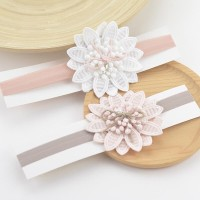 Bandana Bunga Baby Girl Newborn Summer Flower Headband Korean Style