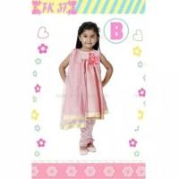 Baju Muslim Anak Perempuan India 8 9 10 11 12 13 tahun AGS3997