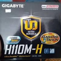 Gigabyte GA H110M-H Motherboard LGA1151/DDR4