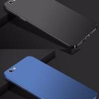 Hard Case Baby Skin Oppo F1S A59 / Soft Touch Dove/Babyskin