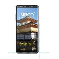 Tempered Glass Samsung A8+ Plus 2018 / ANTI GORES KACA