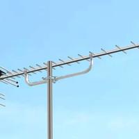 Paket Antena Digital PF HDU-25 / HD U-215 (Include Jasa Pemasangan)