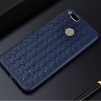 WOVEN case Xiaomi Mi A1 Mi 5X MiA1 Mi 5X soft cover casing tpu leather