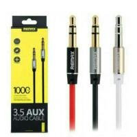 Remax Audio Cable Kabel 3.5 Aux 2M / RL-L200 Original