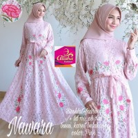 Dress bruklat murah, dress muslim murah, baju muslim murah,