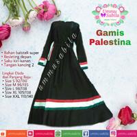 Grosir Gamis Syar'i Palestina / Baju Muslim / Busana Muslim Palestina