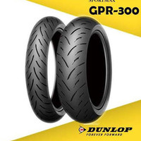 Ban Dunlop Sportmax GPR 300 120/70-17 & 160/60-17 gpr300 original