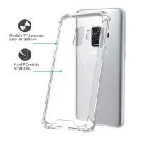 Soft Case Anti crack Samsung Galaxy A6 (2018) Back Cover Casing
