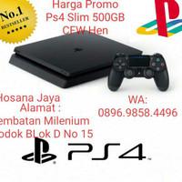 PS4 Slim 1TB CFW HEN + FULL GAME