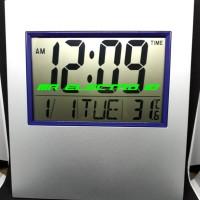 JAM DINDING DIGITAL - TYPE 2803 - FITUR LEGKAP - HARGA MURMER