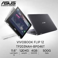 Laptop Asus VivoBook Flip 12 Tp203Nah-BP046T