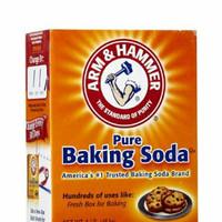 Arm & hammer hamer tepung pure backing baking soda bubuk powder 454 gr