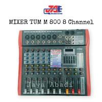 MIXER AUDIO TUM M 800 / Mixer TUM M 800