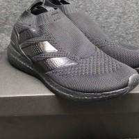 Sepatu Adidas Ace 16+ Purecontrol Ultra Boost Triple Black - Premium