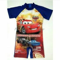 Baju Renang Diving Junior Cars