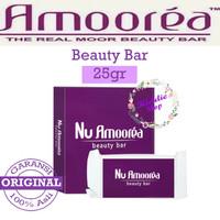 HARGA PROMO/Nu Amoorea Beauty Bar 25gr/Muka Glowing/Pemberaih Jerawat