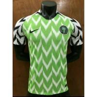 Keren!!! Promo Jersey Baju Bola Nigeria Home Piala Dunia 2018 Grade