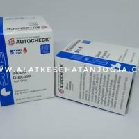 strip gula darah/ glucosa autochek/ auto chek