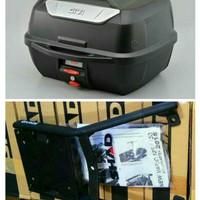 PAKETAN BOX GIVI E43 /PER BREKET BOX SHAD UNTUK MOTOR VARIO 125 /150