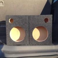 Box Speaker 6 Inch Box Subwoofer 6inch Box Speaker Kolong 6 Inch