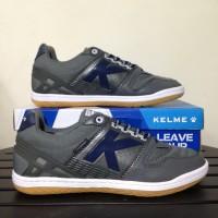 Sepatu Futsal Kelme Intense Dark Grey 55781-702 Original BNIB