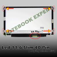 Layar Laptop,LCD,LED Asus 1225, X201, X200MA, X200CA