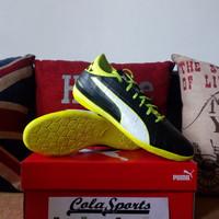 Sepatu Futsal Original Puma EvoTouch 3 IT Article No. 10375201 Ringan