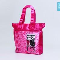 Hello kitty Square Hand bag - Adinata / Tas perlengkapan / hand bag