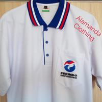 Baju Kaos Berkerah - Partai Perindo