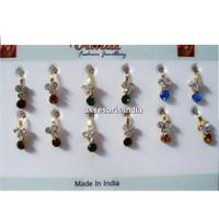Anting Hidung India   Nose Clips   Nose Ring   Aksesoris India