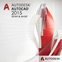 Autocad 2015 32/86-bit dan 64-bit Active