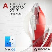 AUTOCAD 2017 FOR MAC OS Active