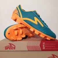 NAO katalog terbaru Sepatu Bola Specs Horus FG Tosca Orange 100515 Ori