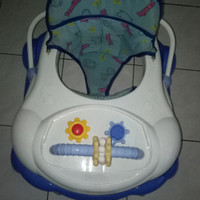 Preloved baby walker family