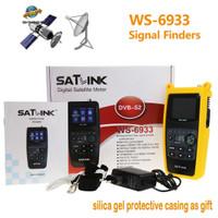 Satelit Finder Meter Digital Satellite TV Receiver Compass Antena