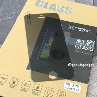 SPY iPhone 5/5s Tempered Glass High Quality Screen Guard Anti Gores