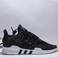 adidas EQT support Adv core Black/ sepatu sneakers/ original