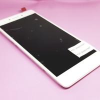 LCD Touchscreen Fullset Plus Frame Original OEM Oppo R7S