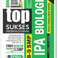 Top Sukses Update Bank Soal IPA - Biologi SMP Kelas 7, 8 & 9