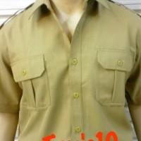 Stelan Seragam Keki Pemda PNS / Baju Pemda Keki PNS