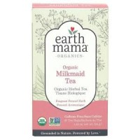 NEW Earth Mama Organic Milkmaid Tea 16pcs
