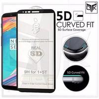 Huawei P8 Lite Anti Gores Kaca Tempered Glass Full Lem + Full Body