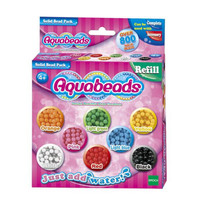 Aquabeads Solid Bead Pack - Refill