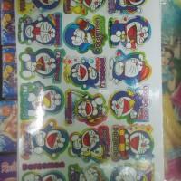 Doraemon Sticker Stiker karakter motif tempel motor mobil buku kaca
