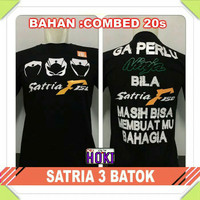 Baju Kaos Distro Motor Satria Fu 150 3batok Club Komunitas Pria Wanita