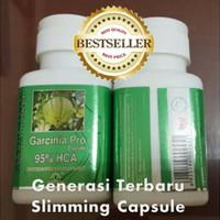 GARCINIA PRO PENGGANTI SLIMMING CAPSULE GREEN WORLD/ JAMIN ORIGINAL