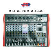 MIXER AUDIO TUM M 1200 / MIXER TUM M 1200