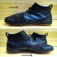 Adidas Ace Tango 17.3 IN - Black | Sepatu Futsal Original Sale Diskon