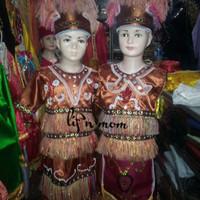 Baju adat anak papua payet